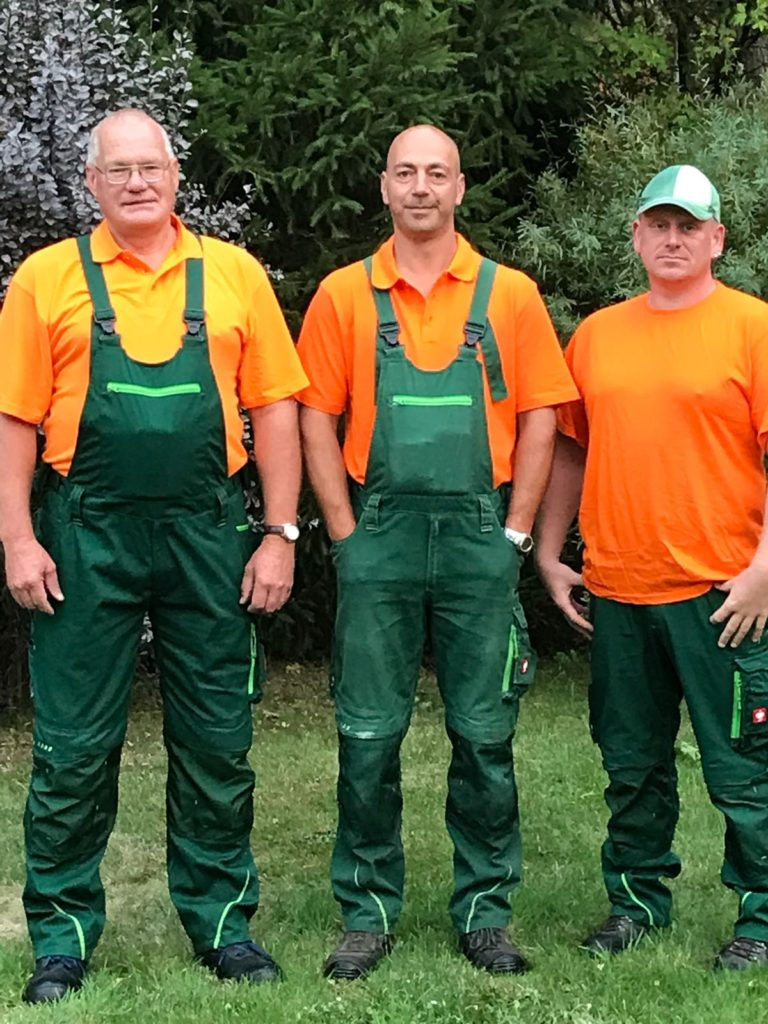 Unser Team von Grünbau Schenk